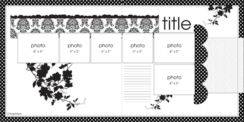 Assignment Page Layout Your First 2 Page Layout