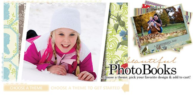 Noveltree photobooks