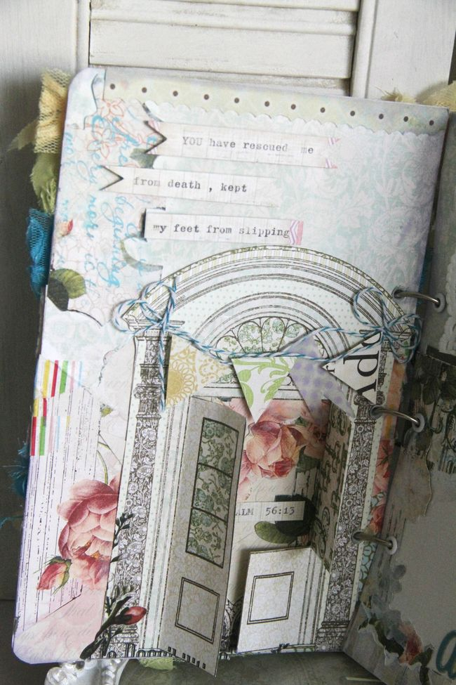 WP Mixed Media Journal III