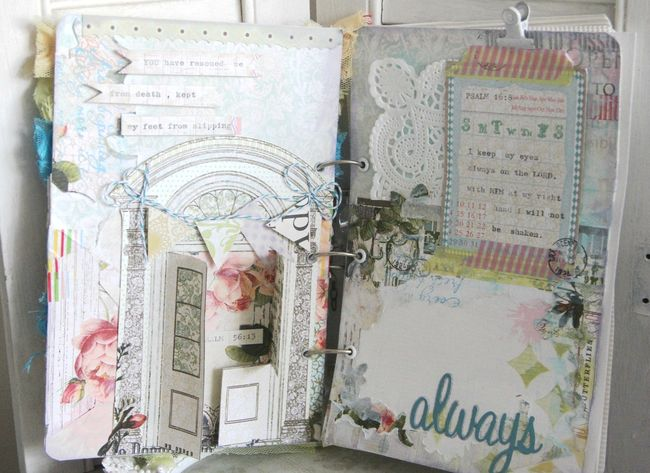 WP Mixed Media Journal II