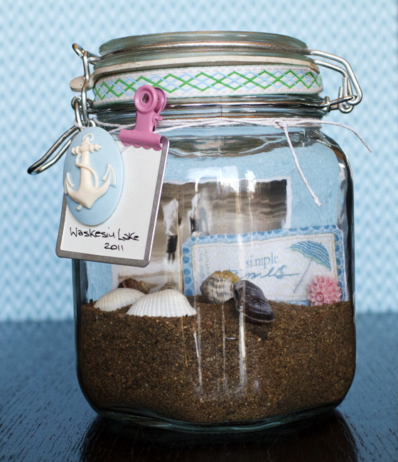 Webster S Home Crafting With Kids Summer Vacation Memory Jar