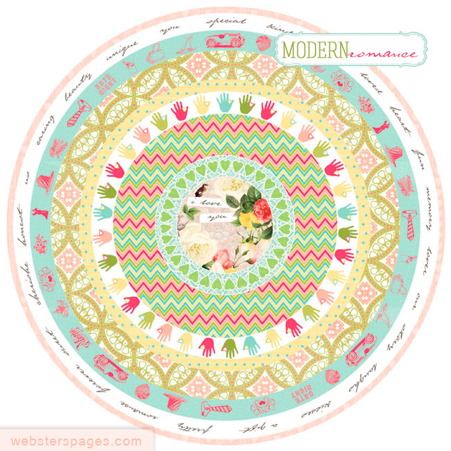 Websters_pages_modern_romance_circle_stickers