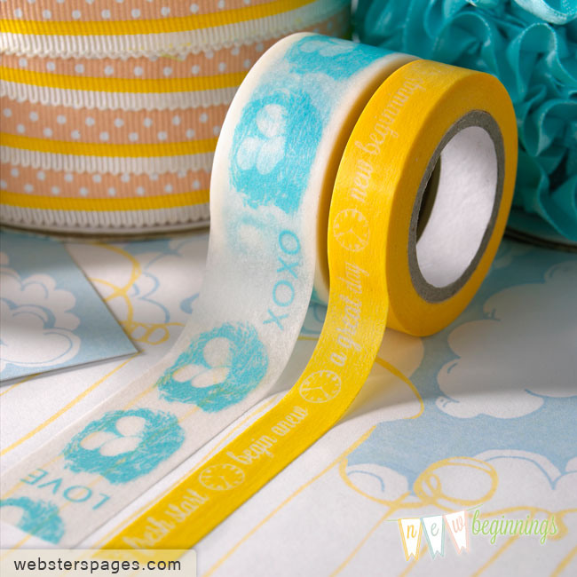 Websters_pages_new_beginnings_washi_tape