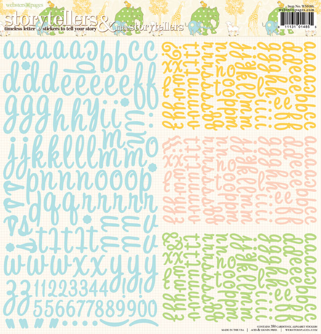 Websters_pages_new_beginnings_alpha_stickers