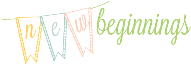 New Beginnings Banner