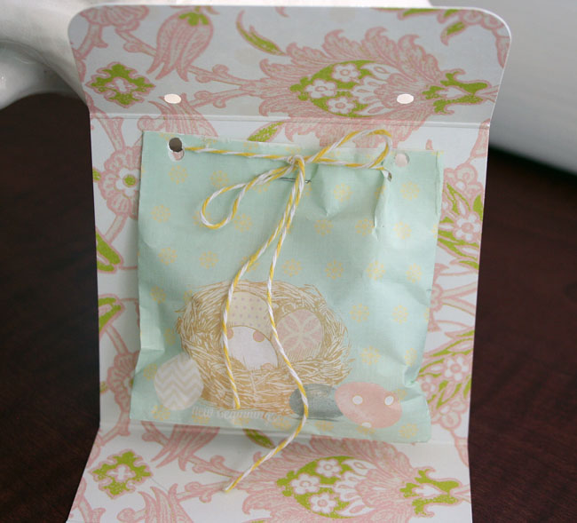 Gift box inside SM