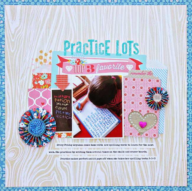 Practice-lots