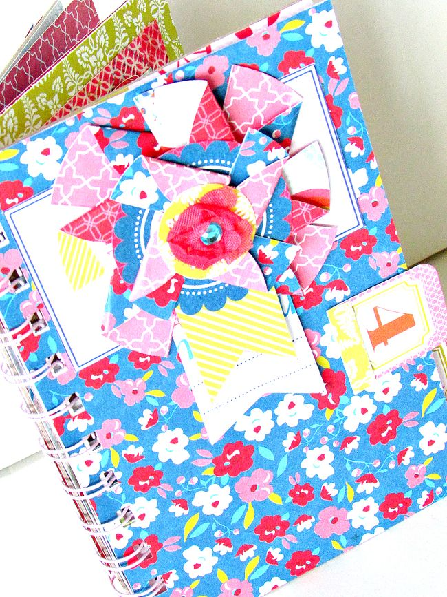 Summer Mini Journal V