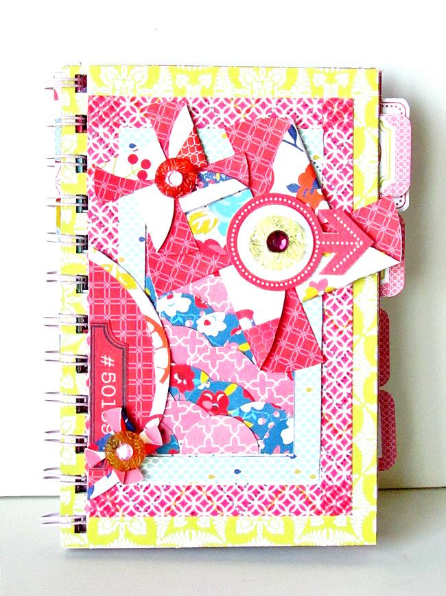 Summer-Mini-Journal