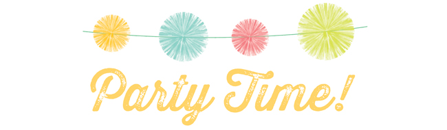 Websters_pages_party_time_logo