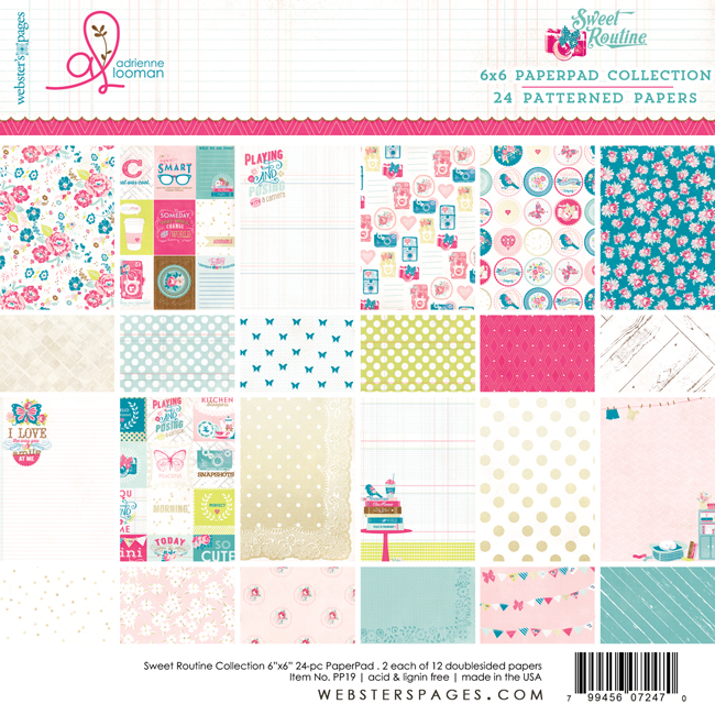 PP19_650_adrienne_looman_websters_pages_sweet_routine_paperpad